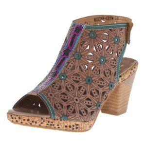 L'Artiste Spring Step Marjan Gladiator Sandal 9